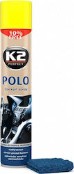 K2 Polo Cockpit Spray Lemon 750ml