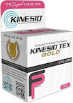 Kinesio Tex Gold FingerPrint Wave 5cm x 5m Pink