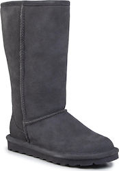 Παπούτσια BEARPAW - Elle Tall 1963W Charcoal