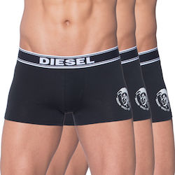 Ανδρικό Boxer Diesel Shawn 00SAB2-0TANL-01 3Pack Black