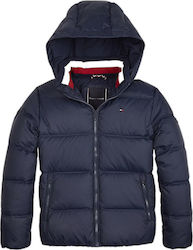 Tommy Hilfiger Essential Removable Hood Down KB0KB04934-002