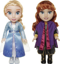 Giochi Preziosi Disney Frozen II Adventure Dolls (2 Σχέδια)