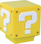 Paladone Super Mario Mini Question Block Light PP3428NN