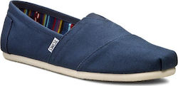 Toms Classic Canvas 10000866 Navy