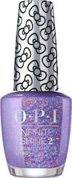 OPI x Hello Kitty Holiday Collection Infinite Shine 2 Pile On The Sprinkles