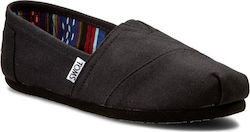 Toms Classic Alpargatas Canvas 10002472 Total Black
