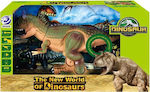 The New World of Dinosaurs T-Rex