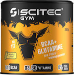 Scitec Nutrition Gym BCAA + Glutamine 300gr Pineapple