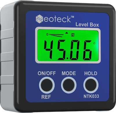 Neoteck NTK033 Digital Angle Finder-Blue
