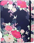 "Accessorize Nvybloom Flip Cover Navy Bloom (Universal 11"")"