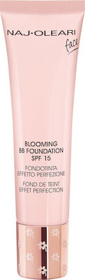 Naj-Oleari Blooming BB Foundation 06 Cinnamon 30ml