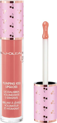 Naj-Oleari Plumping Kiss Lip Gloss 04 Natural Pink