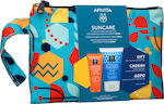 Apivita Suncare Anti Wrinkle Face Sun Cream SPF50 Summer Gift Set
