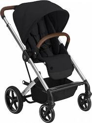 Cybex Balios S Lux Silver Frame Seat Deep Black Gold Edition