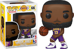 Pop! Sports: NBA Los Angeles Lakers - Lebron James #66