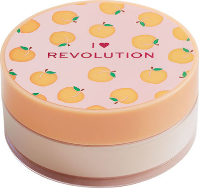 Revolution Beauty I Heart Revolution Loose Baking Powder Peach 22gr