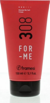 Framesi 308 For Me Elevate Me Curl Cream 150ml