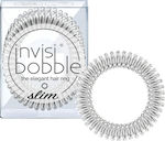 Invisibobble Slim 3τμχ Chrome Sweet Chrome