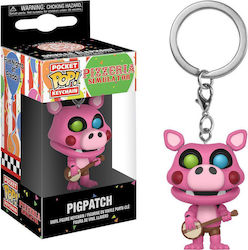 Pocket Pop! Keychain Funko Pop!: Pizzeria Simulator - Pigpatch