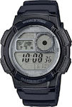 Ανδρικό Ρολόι Casio Illuminator AE-1000W-7AVEF Grey/Black