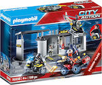 Playmobil City Action: Take Along Tactical Unit Headquarters