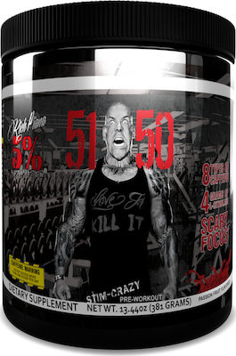 Rich Piana 5150 High Stimulant Pre-Workout 381gr Passion Fruit