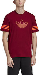 Adidas Outline FM3898 Collegiate Burgundy