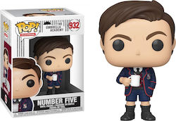 Pop! Television: the Umbrella Academy - Number Five 932