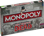 Winning Moves Monopoly Walking Dead