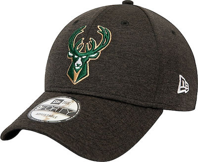 New Era Milwaukee Bucks Shadow Tech 9Fοrty 12285279 Grey