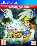 Naruto Shippuden: Ultimate Ninja Storm 4 (Hits) PS4