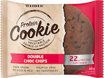 Weider Vegan Protein Cookie 90gr Double Choc Chips