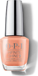 OPI Infinite Shine 2 Mexico City Collection Coral-ing Your Spirit Animal