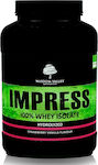 Wisdom Valley Impress 100% Whey Isolate 1000gr Strawberry Vanilla