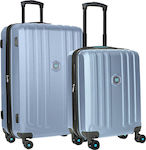Βαλίτσα Bg Berlin Enduro BG003/03/11SKB Set x2 Light Blue