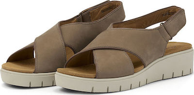 Clarks Un Karely Sun 26151045 Brown