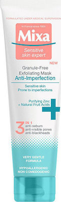 Mixa Exfoliating Mask Anti-Imperfection 150ml