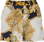 RELIGION W PEACE SHORTS - 50HPAP10-BAROQUE MULTI