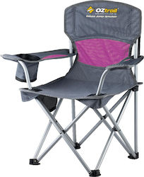 OZtrail Deluxe Junior Pink