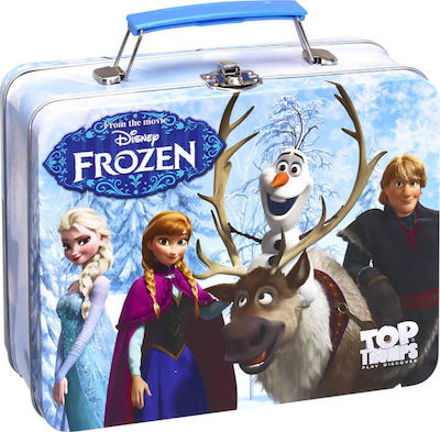 Winning Moves Top Trumps Disney Frozen Collector's Edition