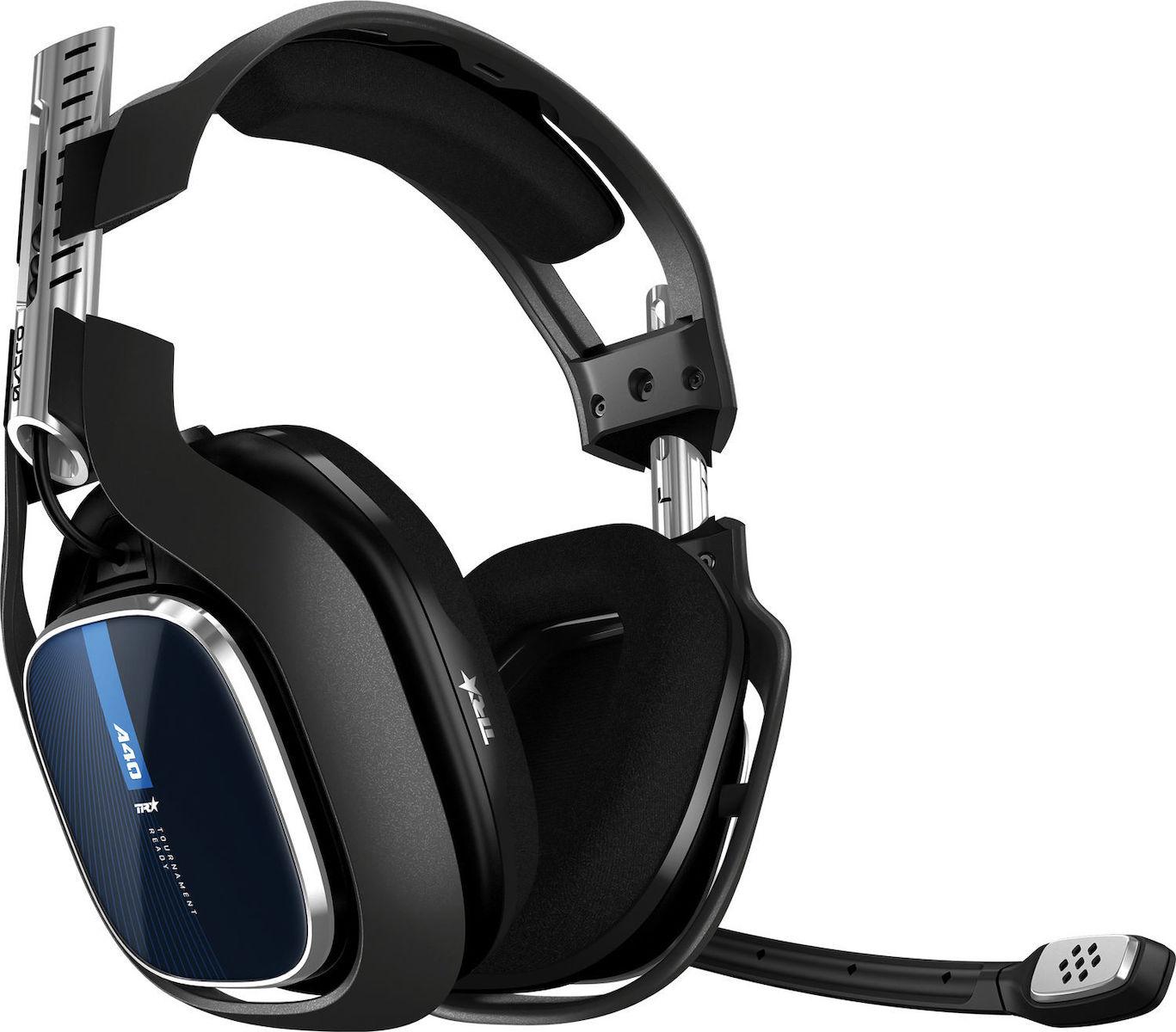 Astro A40 TR Gaming Headset (Black & Blue) (939-001664) - Πληρωμή και σε έως 36 Δόσεις!!!