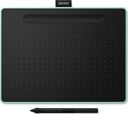 Wacom Intuos M with Bluetooth Pistachio Green