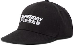 Jockey Superdry 6 Panel Soft M9010016A-02A Black