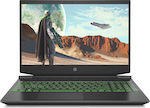 HP Pavilion 15-ec0008nv (R7-3750H/8GB/512GB/GeForce GTX 1660 Ti/FHD/W10)