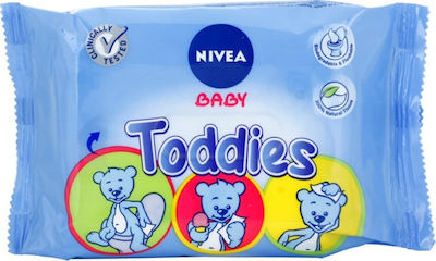 Nivea Baby Toddies 60τμχ