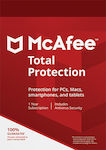 McAfee Total Protection 2020 (1 Licences , 3 Year) Key