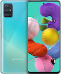 Samsung Galaxy A51 (128GB) Prism Crush Blue