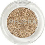 Phoera Glitter Eyeshadow 108 Gold