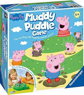 Ravensburger Peppa Pig Muddy Puddles