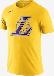 Nike Los Angeles Lakers BV8149-728 Amarillo
